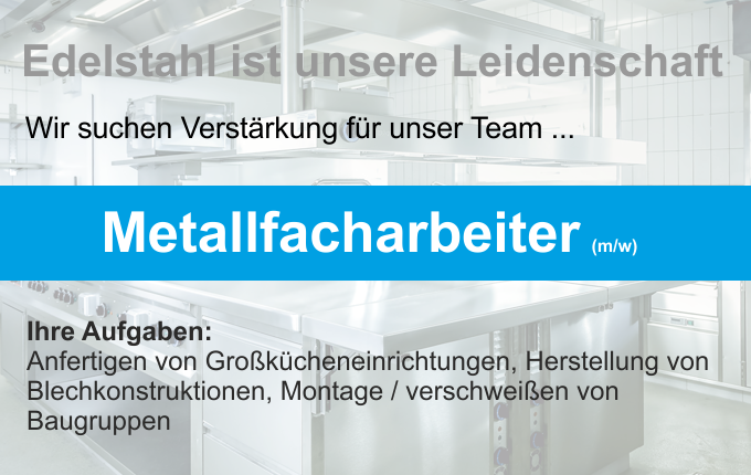 Job@HAKA – Metallfacharbeiter